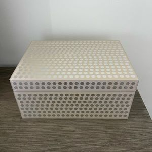 West Elm Lacquer Jewellery Box